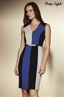 Phase Eight Iona Colourblock Dress