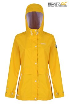 Regatta Yellow Waterproof Jacket