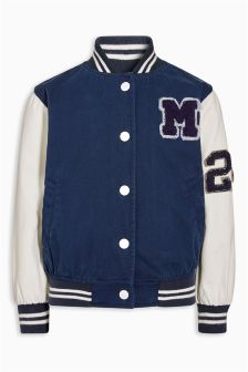 Baseball Jacket (3-16yrs)