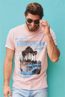 Photo Beach T-Shirt
