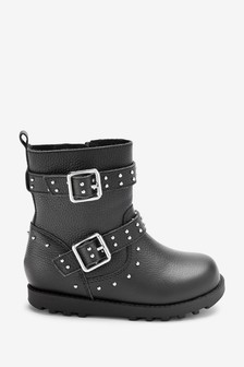 Ted Baker Black Xarel Lasercut Block Heel