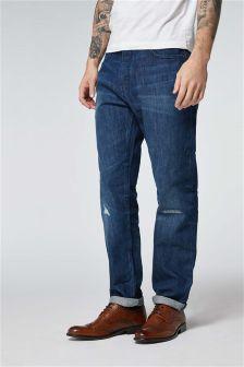 Wash Rip 'n' Repair Jeans