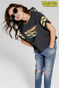 Wonder Woman Short Sleeve T-Shirt (3-16yrs)