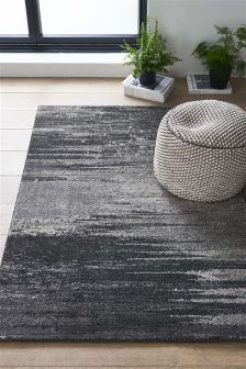 Abstract Stripe Rug