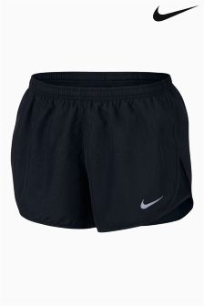 Nike Black Dry Tempo Running Short