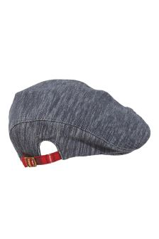 Denim Flat Cap (Younger Boys)