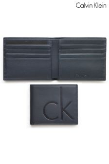 Calvin Klein Slimfold Leather Wallet