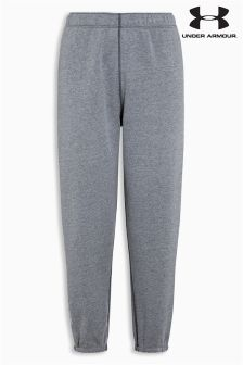 Under Armour Grey Favourite Fleece Capri