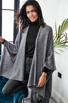 Cashmere Cover-Up