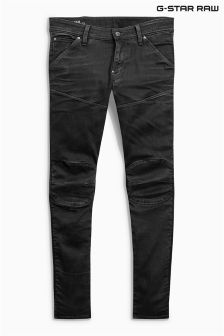 G-Star Elwood Black Slim Fit Jean