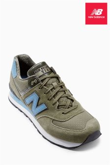New Balance Khaki ML574