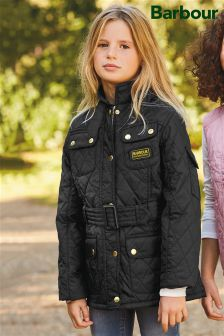 Barbour® Black International Flyweight Jacket