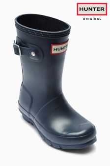 Hunter Green Original Wellington Boot