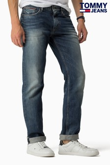 Hilfiger Denim Mid Blue Straight Jean