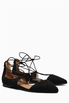 Ghillie Point Shoes
