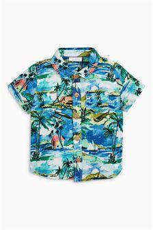 Printed Shirt (0mths-2yrs)