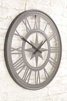 Compass Clock