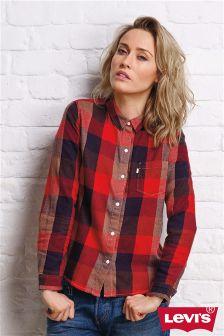 Levi's® Red Sumac Faye Shirt