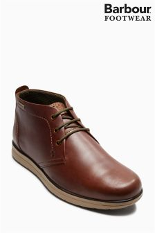 Barbour® Brown Bowlam Chukka Boot