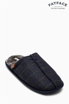 Fat Face Mule Slipper