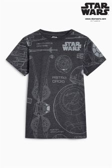 Star Wars™ Linear Ships T-Shirt (3-14yrs)