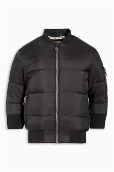Padded Bomber Jacket (3mths-6yrs)