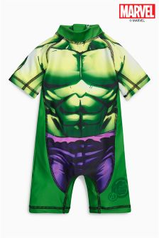 Hulk Sunsafe Suit (3mths-8yrs)