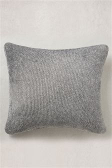 Marl Fleece Cushion
