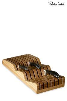 3 Piece Robert Welch Compact Knife Block Set