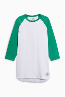 Raglan 3/4 Sleeve Top (3-16yrs)