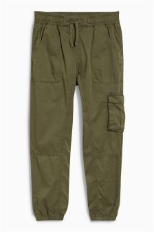Tapered Utility Trousers (3-16yrs)