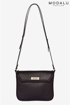 Modalu Lily Black Crossbody Bag