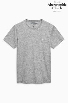 Abercrombie & Fitch Grey Marl T-Shirt
