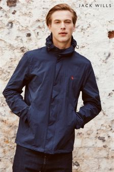 Jack Wills Stillington Navy Lightweight Jacket