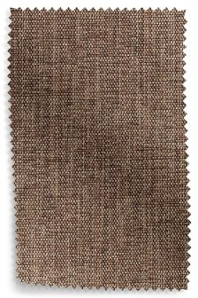 Textured Weave Light Brown Fabric Roll