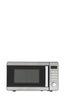 Stainless Steel Microwave Studio Collection By Next