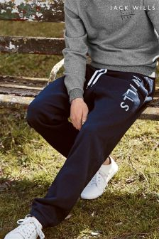 Jack Wills Colway Side Logo Jogger