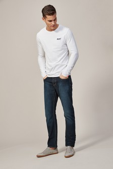 Superdry Copperfill Loose Fit Jean