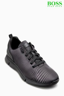Hugo Boss Printed Trainer