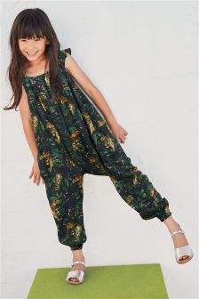 Harem Playsuit (3-16yrs)