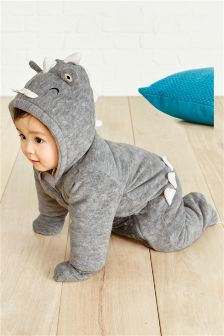 Dinosaur All-In-One Suit (0mths-2yrs)