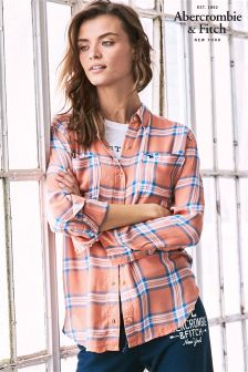 Abercrombie & Fitch Check Shirt