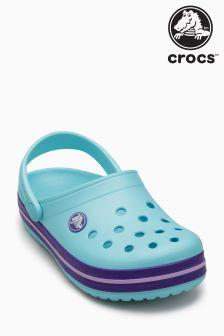 Crocs™ Turquoise Crocband™ Clog