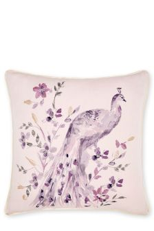 Elegant Bird Cushion