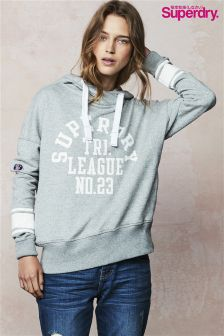 Superdry Tri League Slouch Hoody