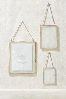 Hanging Metal Frame