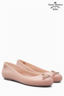 Vivienne Westwood By Melissa Nude Space Pump