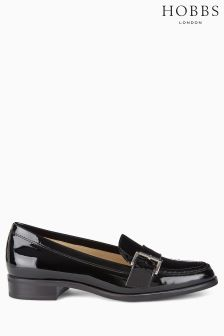 Hobbs Black Amanda Loafer