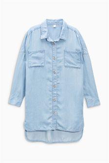 Boxy Longline Shirt (3-16yrs)