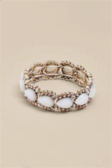 Jewelled Expander Bracelet